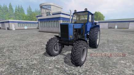 MTZ-82 Turbo v2.0 for Farming Simulator 2015