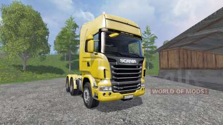 Scania R730 [Lux] for Farming Simulator 2015