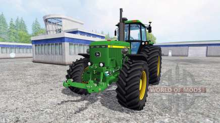 John Deere 4455 4WD for Farming Simulator 2015