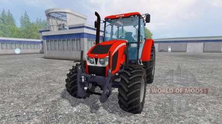 Zetor Forterra 140 HSX [razer edition] for Farming Simulator 2015