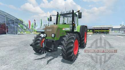 Fendt 412 Vario TMS v1.1 for Farming Simulator 2013