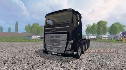 Volvo FH10x4 [heavy duty] v1.1 for Farming Simulator 2015