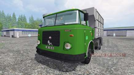 Skoda Liaz Tipper v1.1 for Farming Simulator 2015