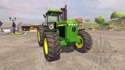 John Deere 4455 v2.0 for Farming Simulator 2013