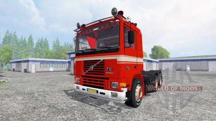 Volvo F12 v1.1 for Farming Simulator 2015