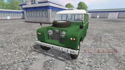 Land Rover Series IIa Station Wagon for Farming Simulator 2015