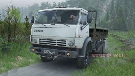 KamAZ 55102 [08.11.15] for Spin Tires