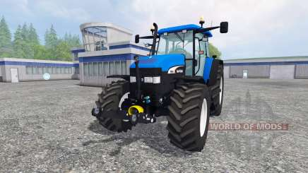 New Holland TM 190 for Farming Simulator 2015