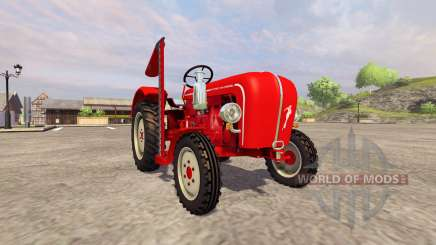 Porsche Standard [cutter] for Farming Simulator 2013