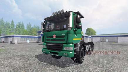 Tatra Phoenix T 158 v1.1 for Farming Simulator 2015