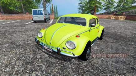 Volkswagen Beetle 1966 v1.5 for Farming Simulator 2015