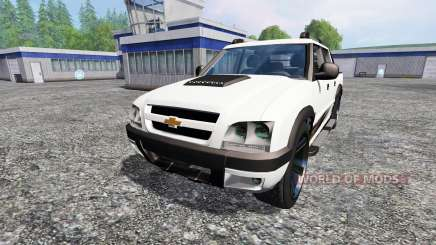 Chevrolet S-10 for Farming Simulator 2015