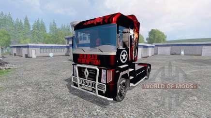 Renault Magnum [Red Dead Redemption] for Farming Simulator 2015
