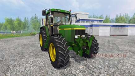 John Deere 6810 v1.0 for Farming Simulator 2015