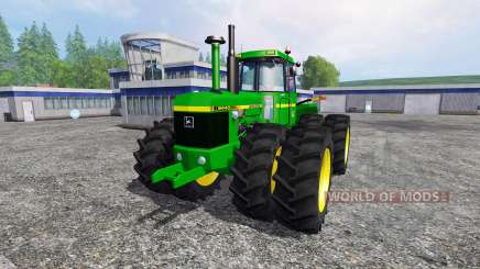 John Deere 8440 v1.1 for Farming Simulator 2015