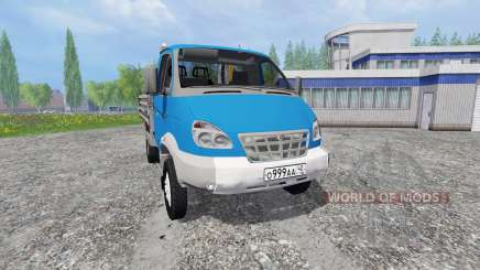 GAZ-3310 for Farming Simulator 2015