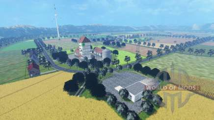 Langenfeld for Farming Simulator 2015