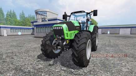 Deutz-Fahr Agrotron L730 v1.1 for Farming Simulator 2015