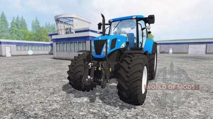 New Holland T7030 [final] for Farming Simulator 2015