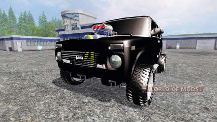 VAZ-21214 Niva for Farming Simulator 2015