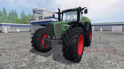 Fendt Favorit 824 for Farming Simulator 2015