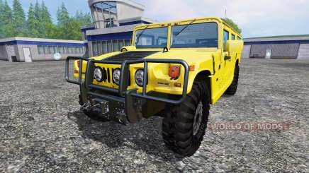 Hummer H1 Alpha for Farming Simulator 2015