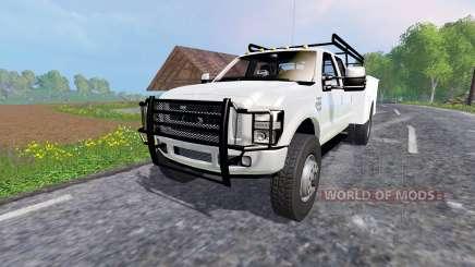 Ford F-350 [service truck] for Farming Simulator 2015