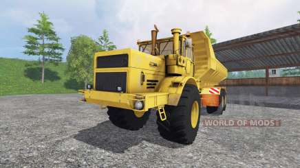K-700 [dump truck] for Farming Simulator 2015