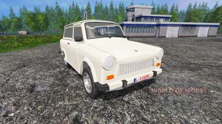 Trabant 601 S v0.6 for Farming Simulator 2015
