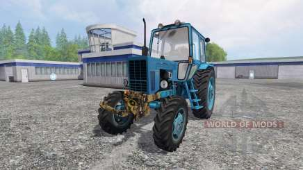 MTZ-82 [UKR] for Farming Simulator 2015