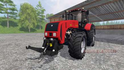 Belarus-3522 v1.4 for Farming Simulator 2015