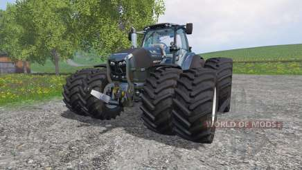 Deutz-Fahr Agrotron 7250 Warrior v3.0 for Farming Simulator 2015