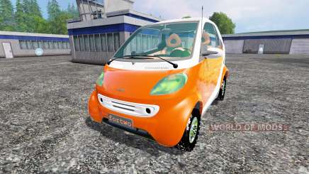 Smart ForTwo for Farming Simulator 2015