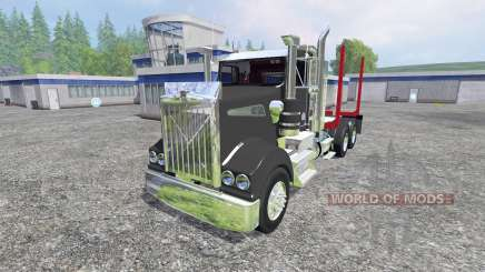 Kenworth T908 [logger] for Farming Simulator 2015