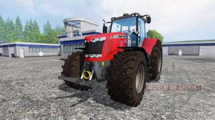 Massey Ferguson 7626 v1.8 for Farming Simulator 2015