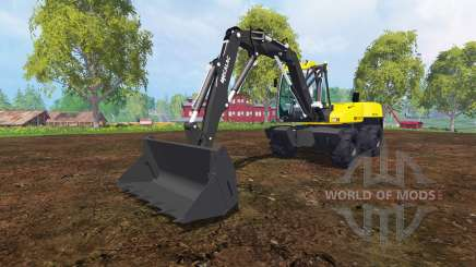 Mecalac 12MTX for Farming Simulator 2015