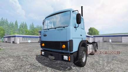 MAZ-64229 for Farming Simulator 2015