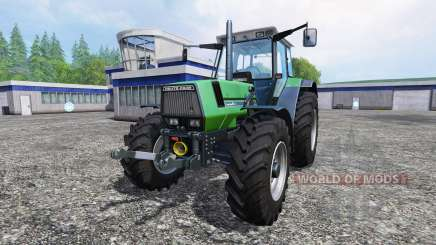 Deutz-Fahr AgroStar 6.31 v1.0.2 for Farming Simulator 2015