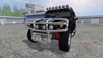 Hummer H1 [Terminator] for Farming Simulator 2015