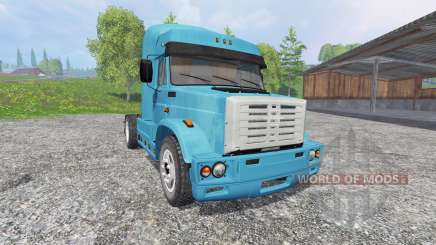 ZIL-5417 v2.0 for Farming Simulator 2015
