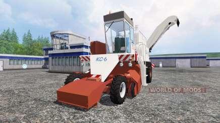 COP-6 for Farming Simulator 2015
