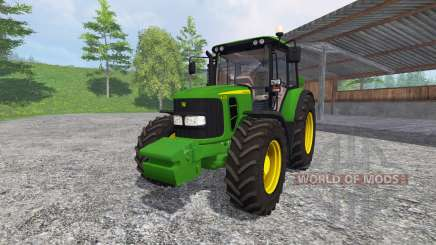 John Deere 6230 for Farming Simulator 2015