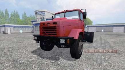 KrAZ-5133 v1.1 for Farming Simulator 2015