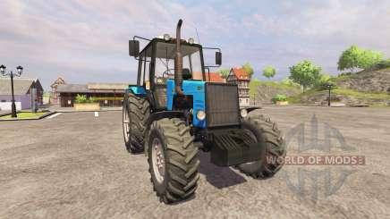 MTZ-1221 Belarusian [pack] for Farming Simulator 2013