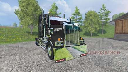 Kenworth T908 v1.1 for Farming Simulator 2015