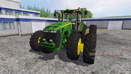 John Deere 8530 [USA] v2.0 for Farming Simulator 2015