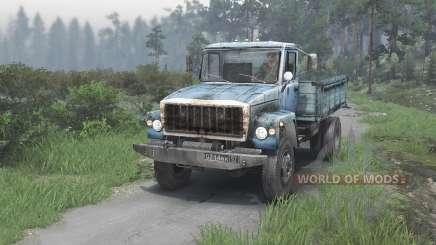 GAZ-3308 [08.11.15] for Spin Tires