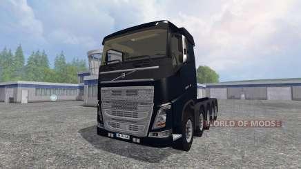 Volvo FH10x4 for Farming Simulator 2015