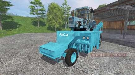 RKS-4 v2.0 for Farming Simulator 2015