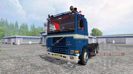 Volvo F12 for Farming Simulator 2015
